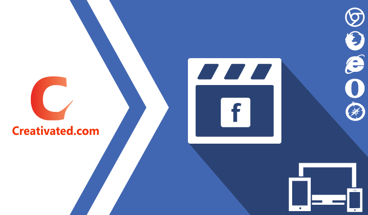 Facebook Video Widget for Adobe Muse - Free Muse Themes and Widget